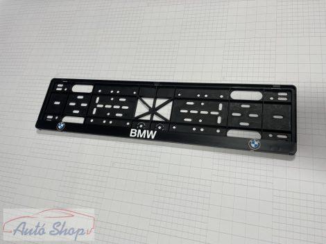 BMW RENDSZÁMTÁBLA TARTÓ