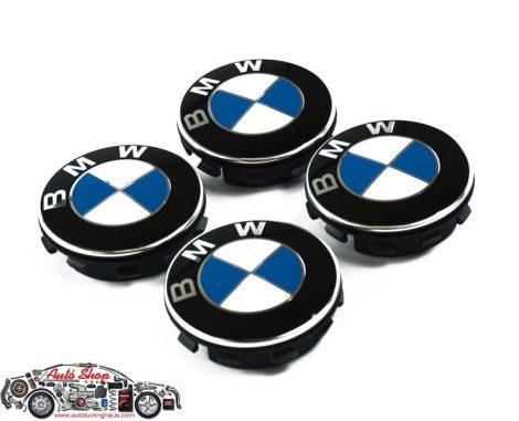 Gyári BMW 65mm-es Lebegő alufelni kupak készlet