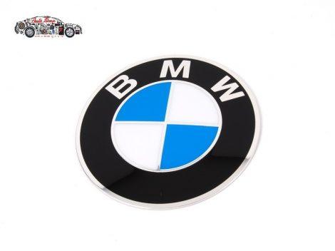 BMW gyári ALUFELNI KUPAK  Embléma  65mm  ,E34,E36,E46,E39,E60,E90,E70,X5