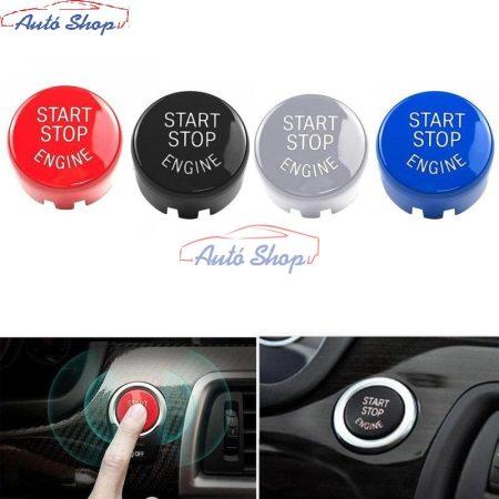 BMW Start Stop gomb, indító gomb F10,F11,F20,F21,F22,F23,F30,F31,F32,F33,F01,F02,F12,F13