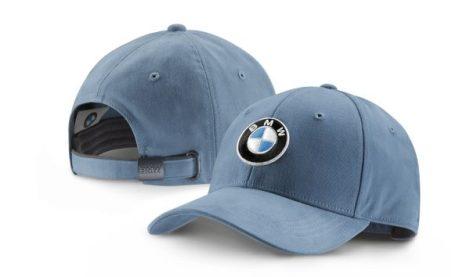 BMW Logo Baseball Sapka Unisex világos kék színben  80162411102