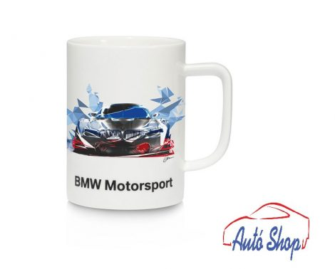 Motorsport bögre