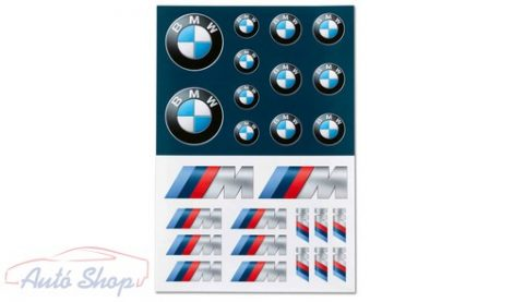 BMW GYÁRI MATRICA SZETT  2020 MODELLÉV