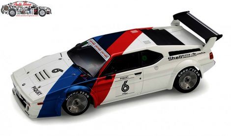 M1 Procar Heritage Racing  1:18 modellautó