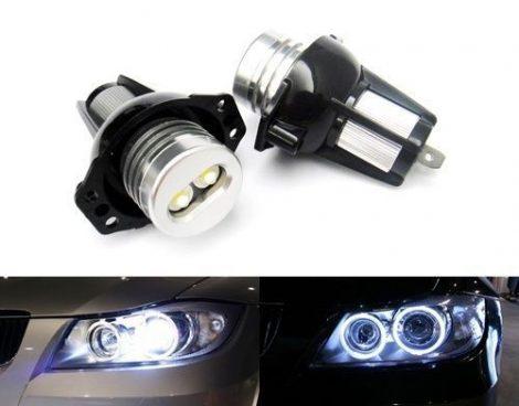 BMW ANGEL EYES LED VILLÁGITÁS  2  X 10 W  E90,E91 20W