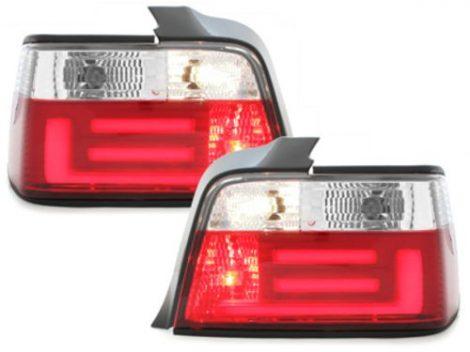 BMW E36 SEDÁN LEDES TUNING HÁTSÓ LÁMPA