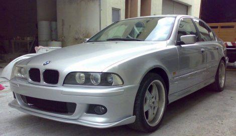 BMW E39 M-ES ELSŐ LÖKHÁRITÓ TOLDAT