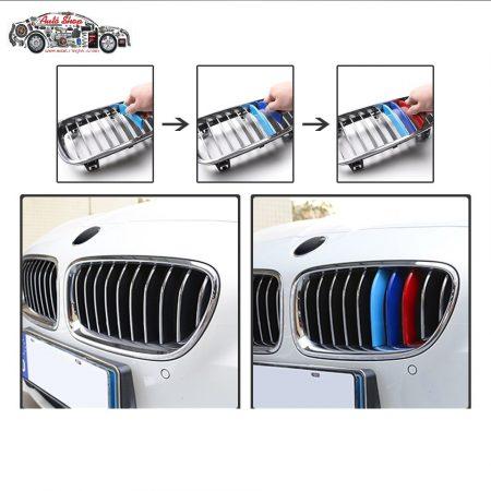 BMW  E39 M-ES HÜTŐRÁCS VESE MŰANYAG KLIP SZETT