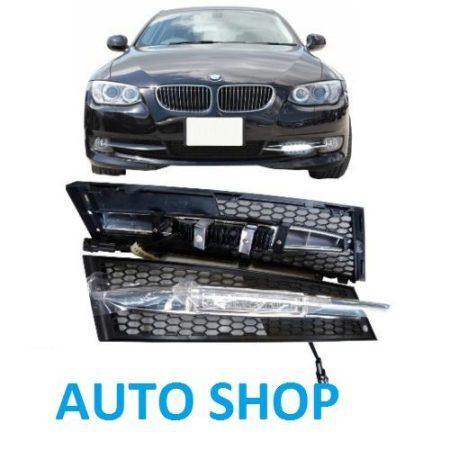 BMW E92 2011+  NAPPALI DRL MENETFÉNY KÖDLÁMPA RÁCSBA ÉPITVE