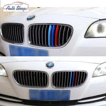 BMW  F01 M-ES HÜTŐRÁCS VESE MŰANYAG KLIP SZETT