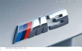 BMW M3 EMBLÉMA