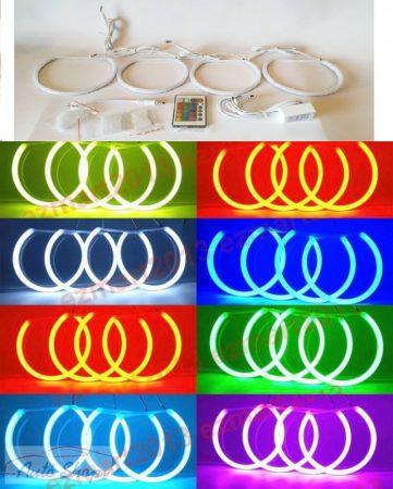 BMW ANGEL EYES RGB  OPAL LED