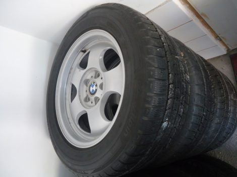 Michelin Alpin 245/55 R17