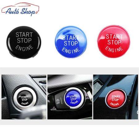 BMW Start Stop gomb, indító gomb E60 E90 E83 E84 E87 E70 E71