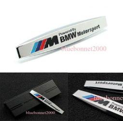 BMW M MOTORSPORT 3D Embléma