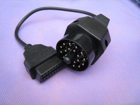 BMW 20 pin-16 PIN OBD OBD2 Diagnosztikai adapteter