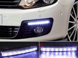 VW GOLF, PASSAT DRL NAPPALI MENETFÉNY