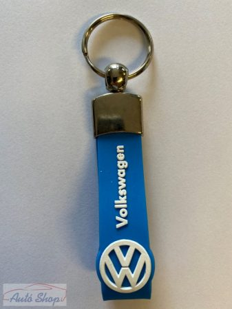 VOLKSWAGEN kulcstartó kék