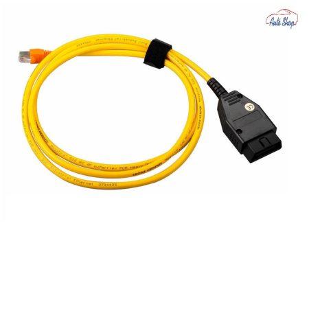 Hálozati kábel az OBD interfész kábelhez E-SYS ICOM kódolás F-sorozat  2M