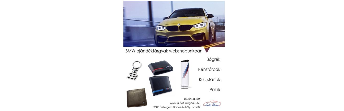 BMW lifestyle 2020 kollekció