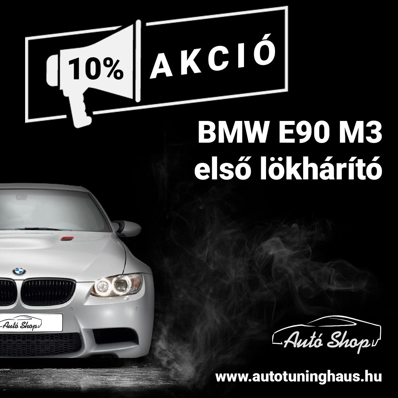 BMW E90 akció