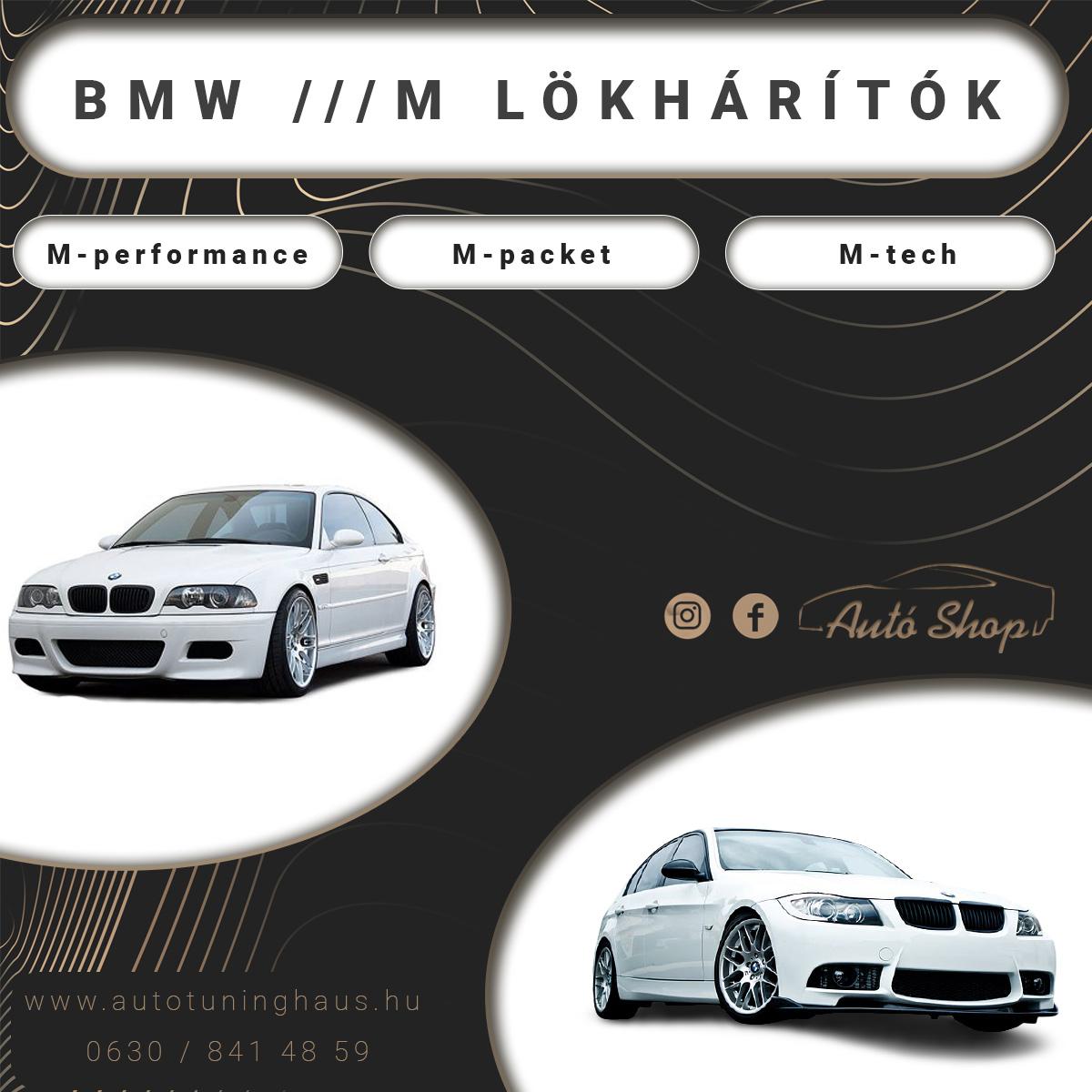 BMW lökhárító