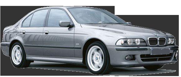 BMW E39 hűtőrács